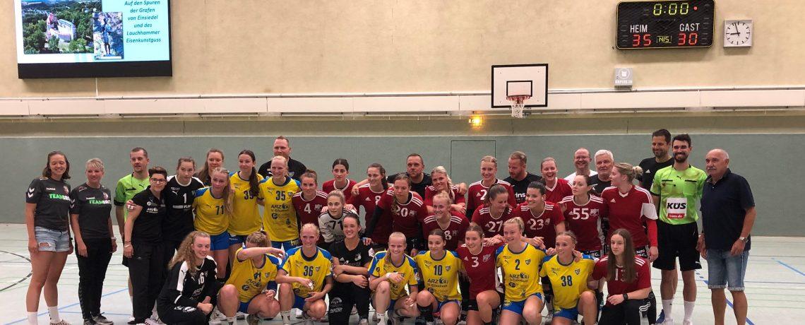 Nächstes Highlight beim Limbacher Handball